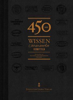 450 Jahre Wissen Sammeln Vermitteln von Universitäts- und Landesbibliothek Darmstadt