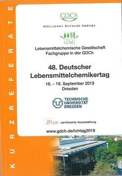 48. Deutscher Lebensmittelchemikertag