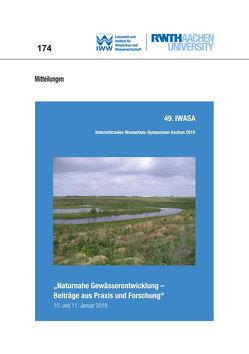 49. IWASA Internationales Wasserbau-Symposium Aachen 2019 von Schüttrumpf,  Holger