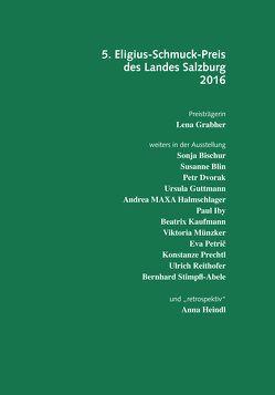5. Eligius-Schmuck-Preis des Landes Salzburg 2016