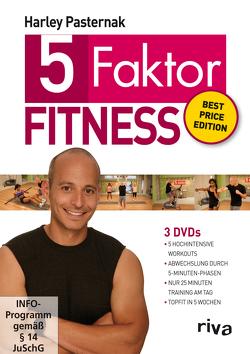 5-Faktor-Fitness – Best Price Edition von Pasternak,  Harley