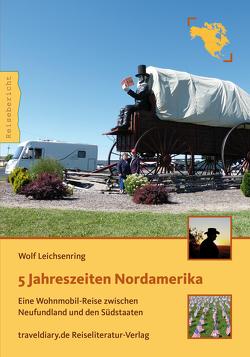 5 Jahreszeiten Nordamerika von Leichsenring,  Gabriele, Leichsenring,  Wolf