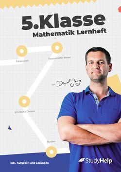 5. Klasse Mathematik Lernheft von Jung,  Daniel