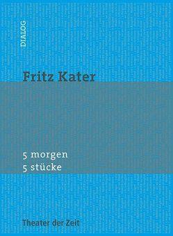 5 morgen von Kater,  Fritz