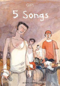 5 Songs von Gipi, Peduto,  Giovanni, Ulrich,  Johann