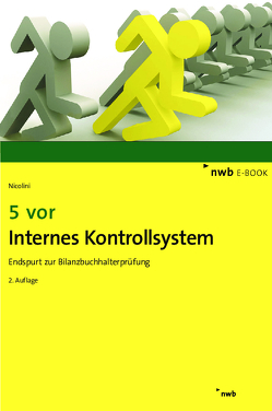 5 vor Internes Kontrollsystem von Nicolini,  Hans J.