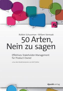 50 Arten, Nein zu sagen von Dräther,  Rolf, Schuurman,  Robbin, Vermaak,  Willem