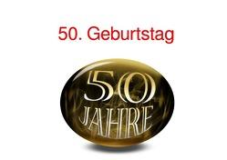 50. Geburtstag von Vreden,  Wolfgang