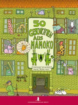 50 Geschichten aus Mamoko von Mizielinska,  Aleksandra, Mizielinski,  Daniel