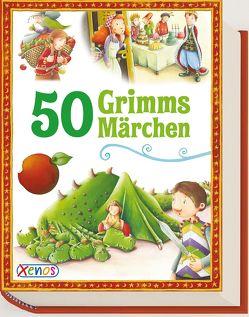 50 Grimms Märchen von Grimm Brüder