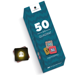 50 im Quadrat