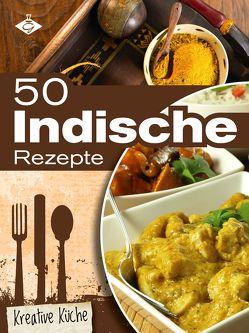 50 indische Rezepte von Pelser,  Stephanie