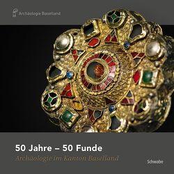 50 Jahre – 50 Funde von Marti,  Reto