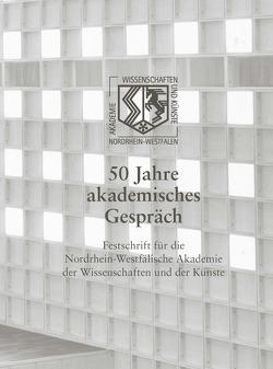 50 Jahre akademisches Gespräch von Dusch,  Christiane, Löwer,  Wolfgang