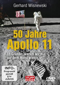 50 Jahre Apollo 11 von Wisnewski,  Gerhard
