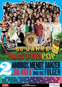 50 Jahre Austropop Folge 2 von Dolezal, Rossacher