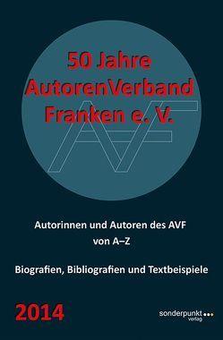 50 Jahre AutorenVerband Franken e. V.