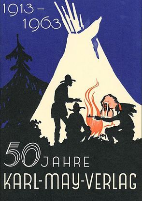 50 Jahre Karl-May-Verlag