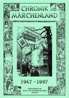 50 Jahre Siedlung Märchenland 1947-1997 von Mayer,  Anton, Zielke,  Herbert