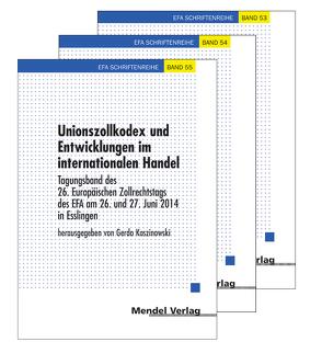 """""""50 Jahre Zollunion"""" von Schulmeister,  Frauke"""
