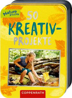 50 Kreativ-Projekte von Göpfert,  Lucie, Zysk,  Stefanie