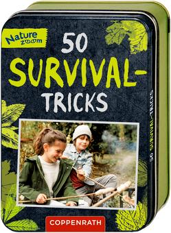 50 Survival-Tricks von Bieber,  Hartmut, Wernsing,  Barbara