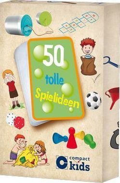 50 tolle Spielideen von Dissen,  Angelika