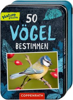 50 Vögel bestimmen von Holger Haag, Yousun Koh