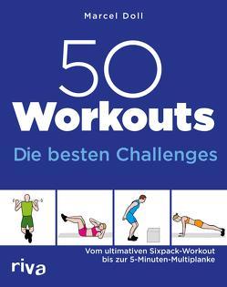 50 Workouts – Die besten Challenges von Doll,  Marcel