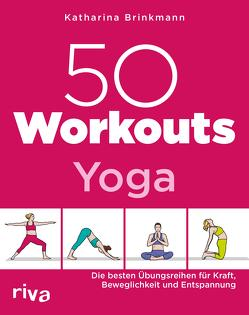 50 Workouts – Yoga von Brinkmann,  Katharina