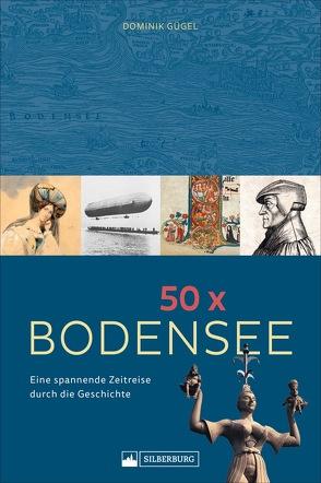 50 x Bodensee von Gügel,  Dominik