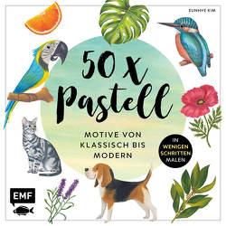 50 x Pastell – Motive von klassisch bis modern von Kim ,  Eunhye