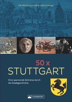 50 x Stuttgart von Fruth,  Pia