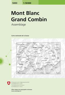 5003 Mont Blanc – Grand Combin