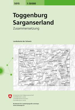 5015 Toggenburg – Sarganserland