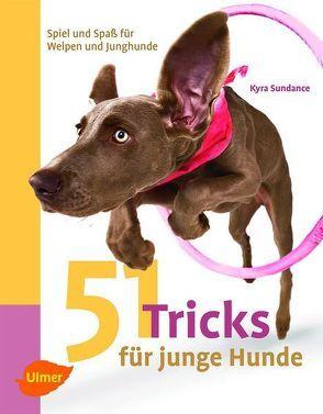 51 Tricks für junge Hunde von Sundance,  Kyra