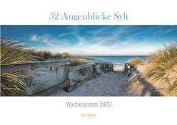 52 Augenblicke Sylt von Gieppner,  Markus