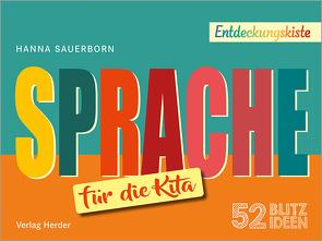 52 Blitzideen: Sprache von Sauerborn,  Hanna