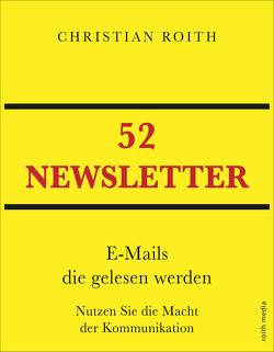 52 NEWSLETTER von Roith,  Christian
