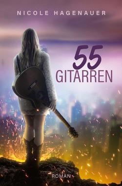 55 Gitarren von Hagenauer,  Nicole