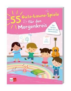 55 Gute-Laune-Spiele für den Morgenkreis