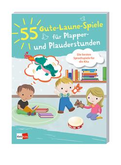 55 Gute-Laune-Spiele für Plapper- und Plauderstunden