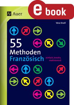 55 Methoden Französisch von Knoll,  Vera