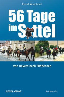 56 Tage im Sattel von Kamphorst,  Arend