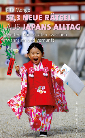 57,3 neue Rätsel aus Japans Alltag von Menge,  Rita