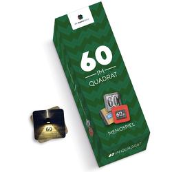 60 im Quadrat