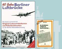 60 Jahre Berliner Luftbrücke von Auer,  Peter