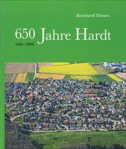 650 Jahre Hardt. 1366-2016 von Tietzen,  Reinhard