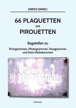 66 Plaquetten mit Pirouetten von Danieli,  Enrico
