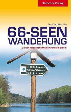 Reiseführer 66-Seen-Wanderung von Reschke,  Manfred